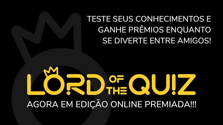 Lord of the Quiz Premium – Especial Harry Potter – Evento Online